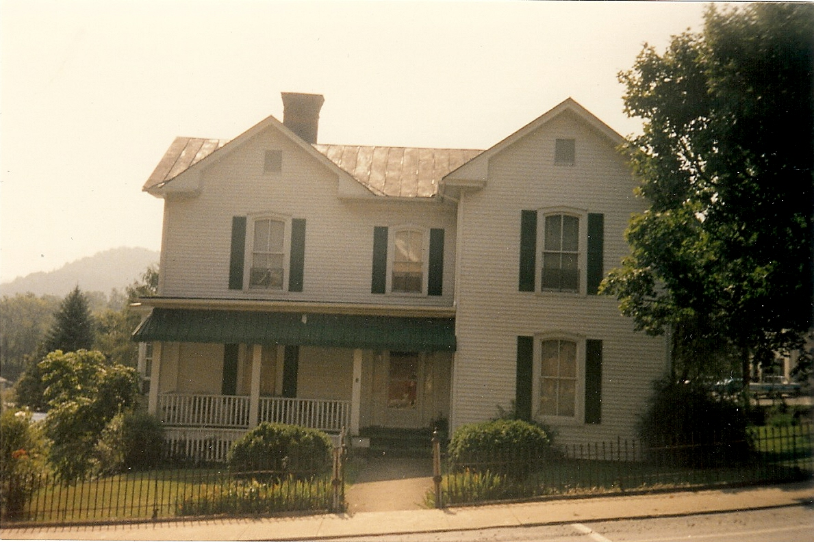 Dr. Apperson's house - Marion